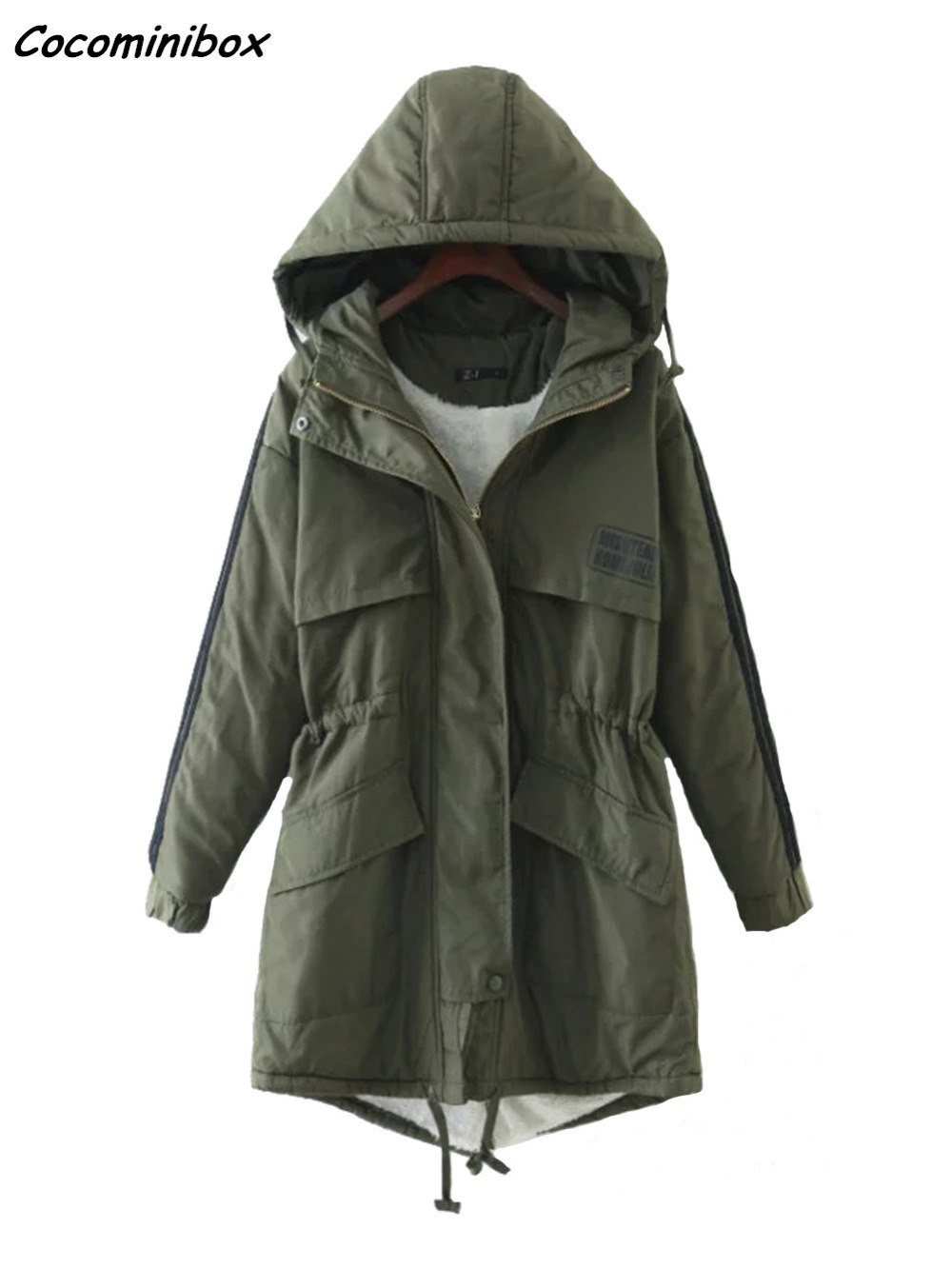 Popular Fleece Lined Coat-Buy Cheap Fleece Lined Coat lots from ...