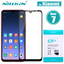 Xiaomi Redmi Note 7 закаленное Стекло Note7 Экран Protector Nillkin CP + 2.5D Полный крышка Защитная пленка для Xiaomi Redmi Note 7 Nilkin