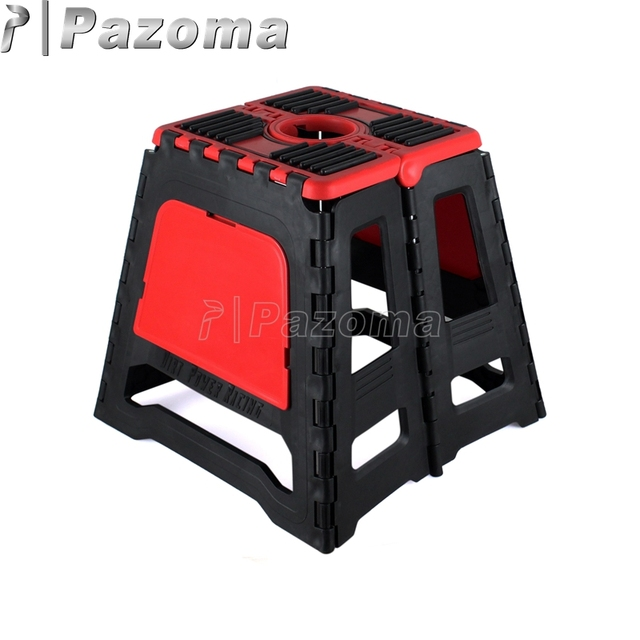 High Quality Large Multi Purpose Fold Step Stool Plastic Home Kitchen  Foldable Easy Carry Storage