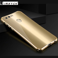 For Huawei Honor 8 Case Metal Aluminum Acrylic Back Cover Case For Honor 8