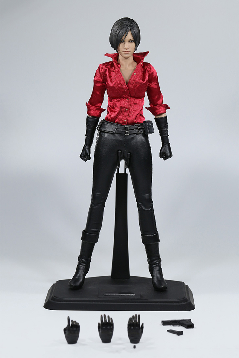 1/6 Resident Evil Ada Wong 12 Action Figure Casual Clothes Version накладной светильник st luce sl869 552 04 2