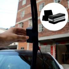 Universal Car Wiper Repair Tool Windshield Kit Blade Scratch Refurbished Abrasives Black High Quality