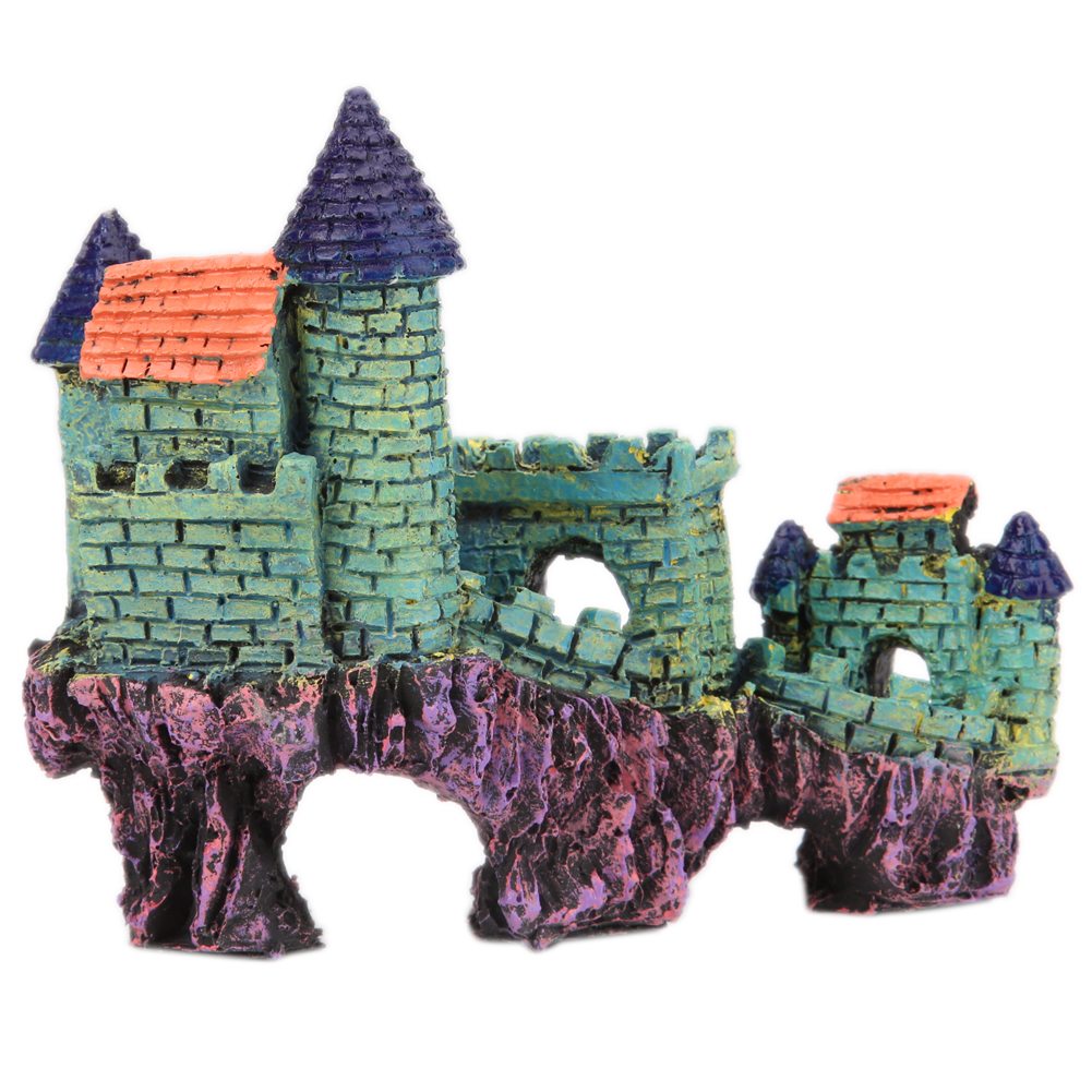 popular aquarium castle decorations-buy cheap aquarium castle