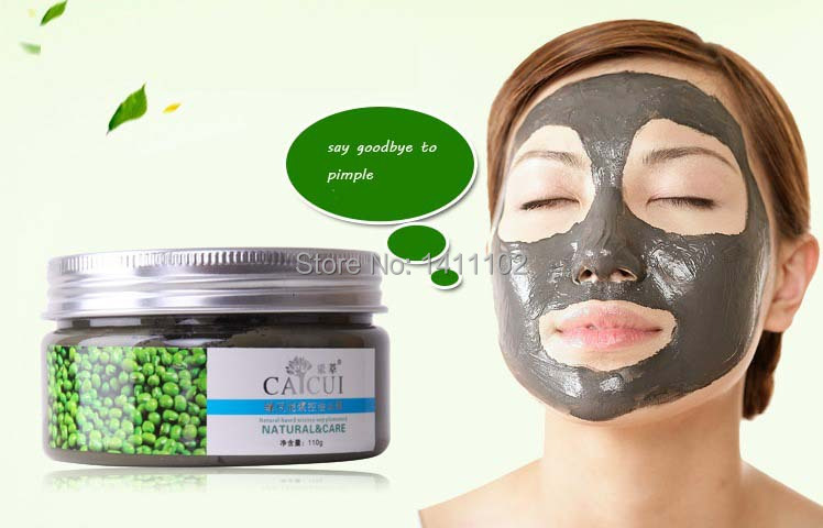 Marca New Face Care Mung CaiCui Algas