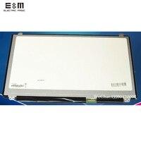 E & m módulo lcd haier x3p t6 15.6 polegada 1366*768 led ips tela de exibição diy reparo computador portátil notebook original