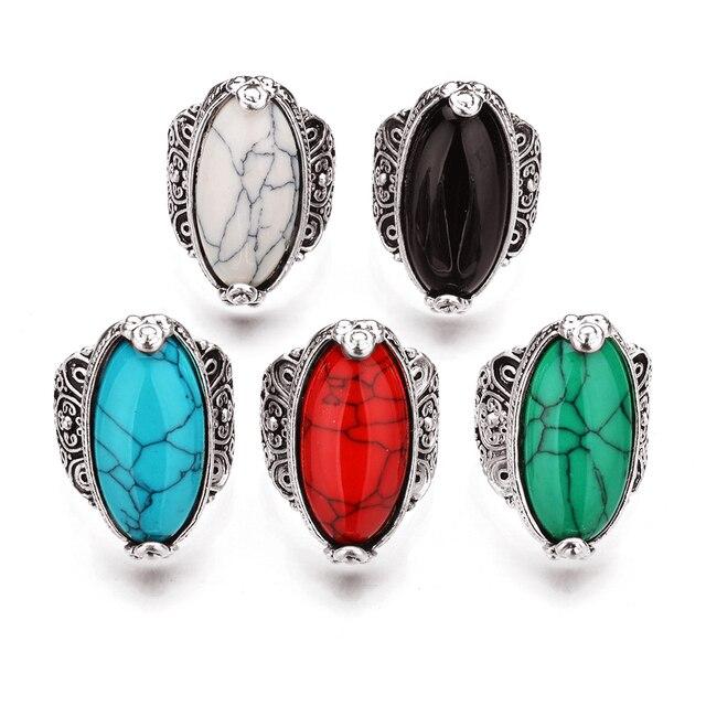 Купить модные ювелирные изделия винтажное кольцо из тибетского сплава