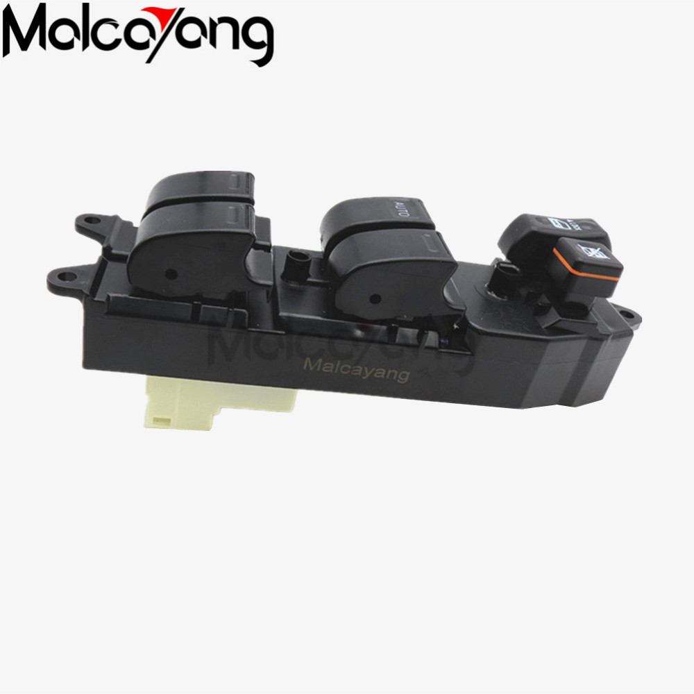 84820 12480 8482012480 Master Power Window Control Switch For Toyota 2001 Corolla Backup Light Zre120 Zze122 Ce120 Nze120 In Car Switches Relays From Automobiles