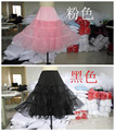 Hot sale Cheapeat Wedding Bridal Gown Dress Petticoat Under skirt Crinoline Wedding Accessories Wholesale Hot sale