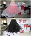Venta caliente Cheapeat Boda Vestido enaguas de La Enagua Nupcial Bajo falda de Crinolina Accesorios de Boda Al Por Mayor de la venta Caliente