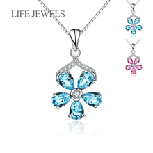Authentic 100% 925 Sterling Silver Snowflake Crystal Pendants Charm l Women Luxury Valentines Day Gift Jewelry