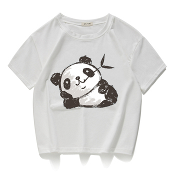 6258ef8a2a7d Corea Ulzzang suelta Casual camisetas Kpop Harajuku de gran tamaño de moda  mujeres negro Camisetas ...