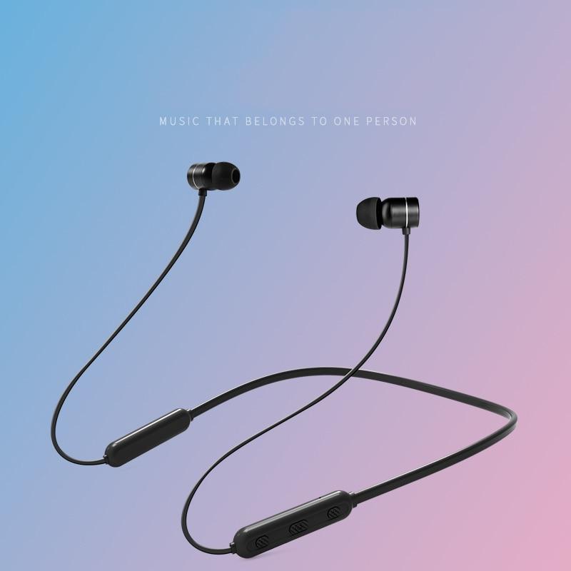 TZ19 Bluetooth Earphones/wireless earphones IPX5 Waterproof Stereo wireless headphones Magnetic adsorption Outdoor Sports