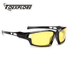 ФОТО toexplore polarized men's anti-glare eyeglasses sports eyewear driving sunglasses outdoors goggles luxury brand designer uv400