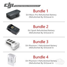 DJI drone Intelligent Flight battery (Восстановленный DJI, как новый), Mavic Pro/Spark/Phantom 4 Series/Phantom3 Series Batteries(China)
