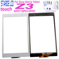 """STARDE Replacement Touch For Sony Xperia Z3 Tablet Compact SGP621 Touch Screen Digitizer 8"""""""