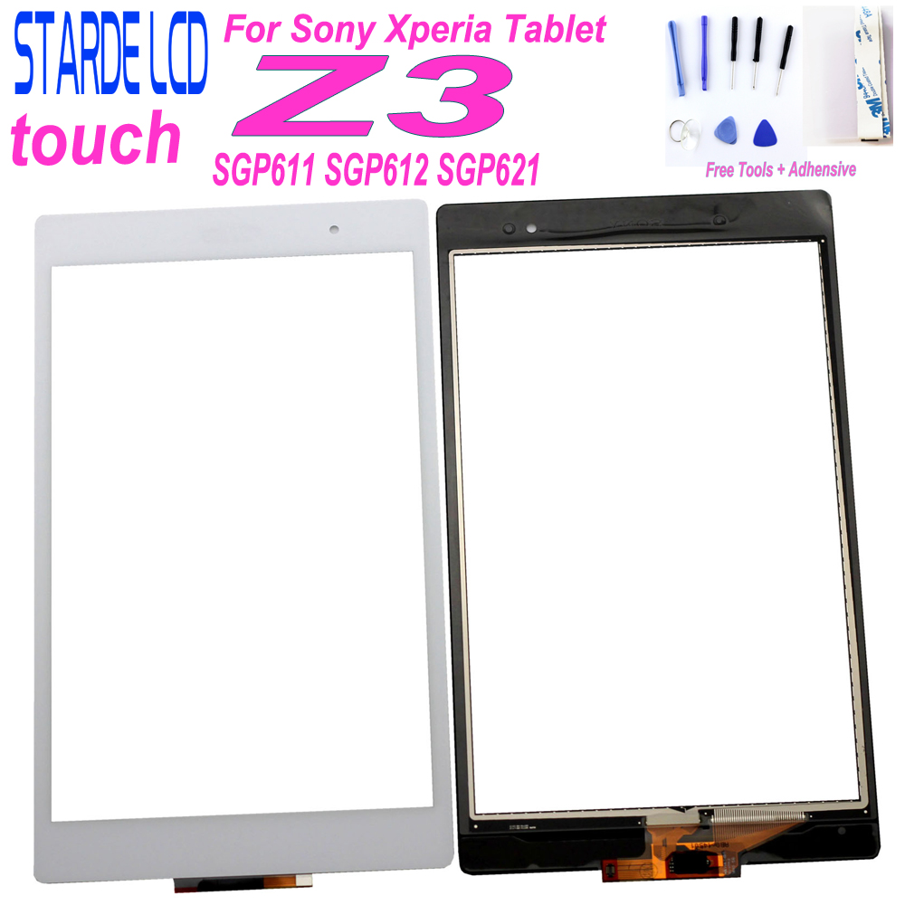 STARDE Replacement Touch For Sony Xperia Z3 Tablet Compact SGP621 Touch Screen Digitizer 8