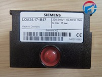 SIEMENS LOA24 171B27 Control Box For Burner Controller