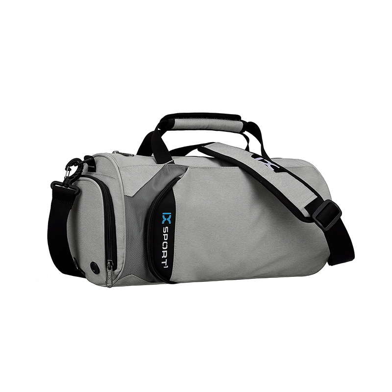 2019 Nylon Outdoor Male Female Sport Bag Waterproof Hiking Handbag Fitness Shoulder Gym Bag Training Yoga Duffel Bag in Gym Bags from Sports Entertainment