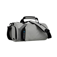 2019 Nylon Outdoor Male Female Sport Bag Waterproof Hiking Handbag Fitness Shoulder Gym Bag Training Yoga Duffel Bag цена