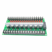 16 way transistor PLC amplification board output board power plate transistor PLC protection board