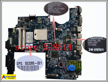 original 503395-001 486541-001 For HP DV7 Laptop motherboard.DDR2 Socket S1 100% Test ok