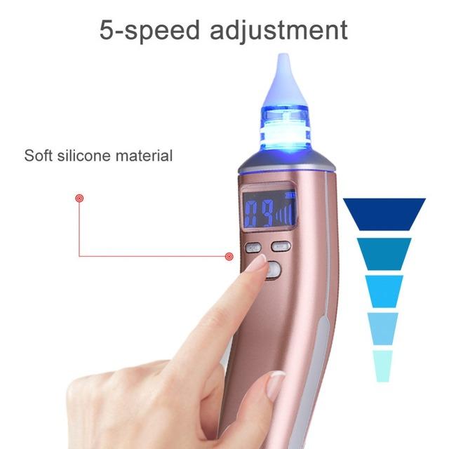 Rechargeable Electric Nasal Aspirator