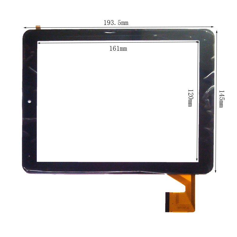 все цены на New 8'' inch Digitizer Touch Screen Panel glass For GMini MagicPad H807S Tablet PC онлайн