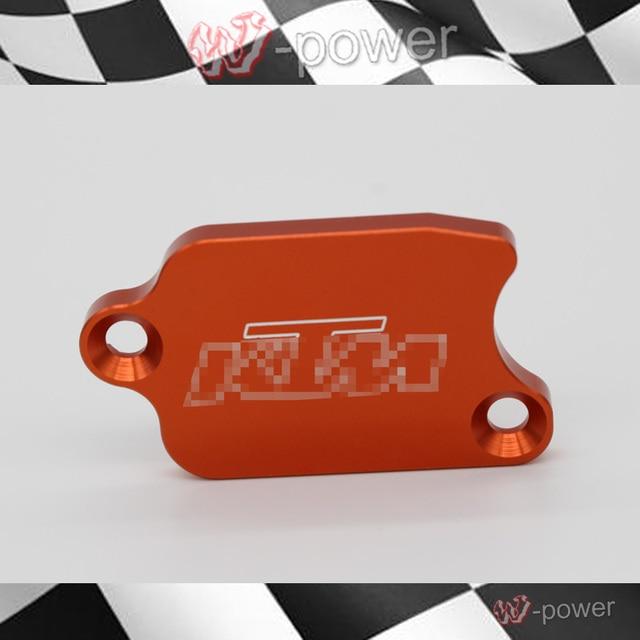 Fur KTM LC8 950 Abenteuer/R Super Enduro/SM SM-R 990 Wichtigsten Bremszylinder Abdeckung Orange