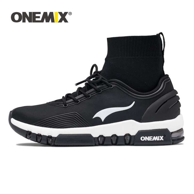 ONEMIX running shoes for men walking shoes for women outdoor trekking sneakers multifunctional walk shoes size