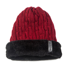 HEE GRAND Winter Hat For Men 2016 New Arrival 6 Colors Solid Warm Thick Winter Fashion Simple High Quality Men Hats PMT065