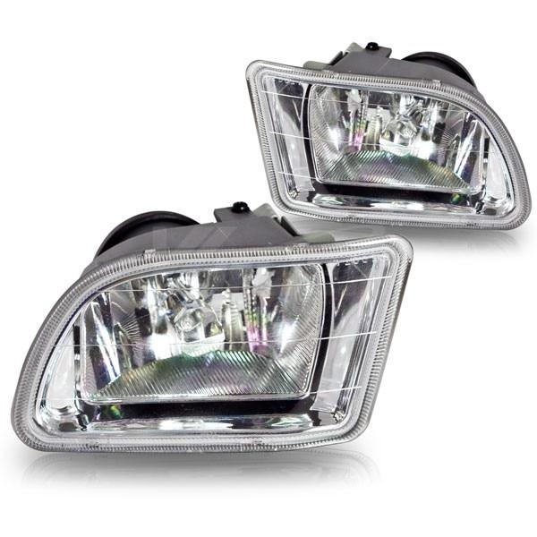 case for honda odyssey fog light halogen fog lamp h1 12v 55w 1999 2000 2001  with wiring kit shipping free