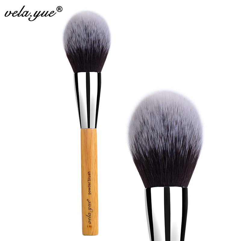 Vela. yue Grand Poudre Brosse Synthétique Visage Cheek Blush Maquillage Outil
