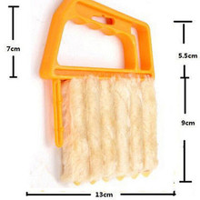 Creative Microfiber Blind Blade Window Conditioner Duster Clean Brush