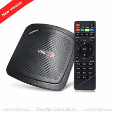 D'origine SCISHION V88 mini II Smart TV Box RK3229 4 Core Android 6.0 BT 4.0 Set Top Box RAM 2 GB 8 GB 4 K H.265 Smart Media Player