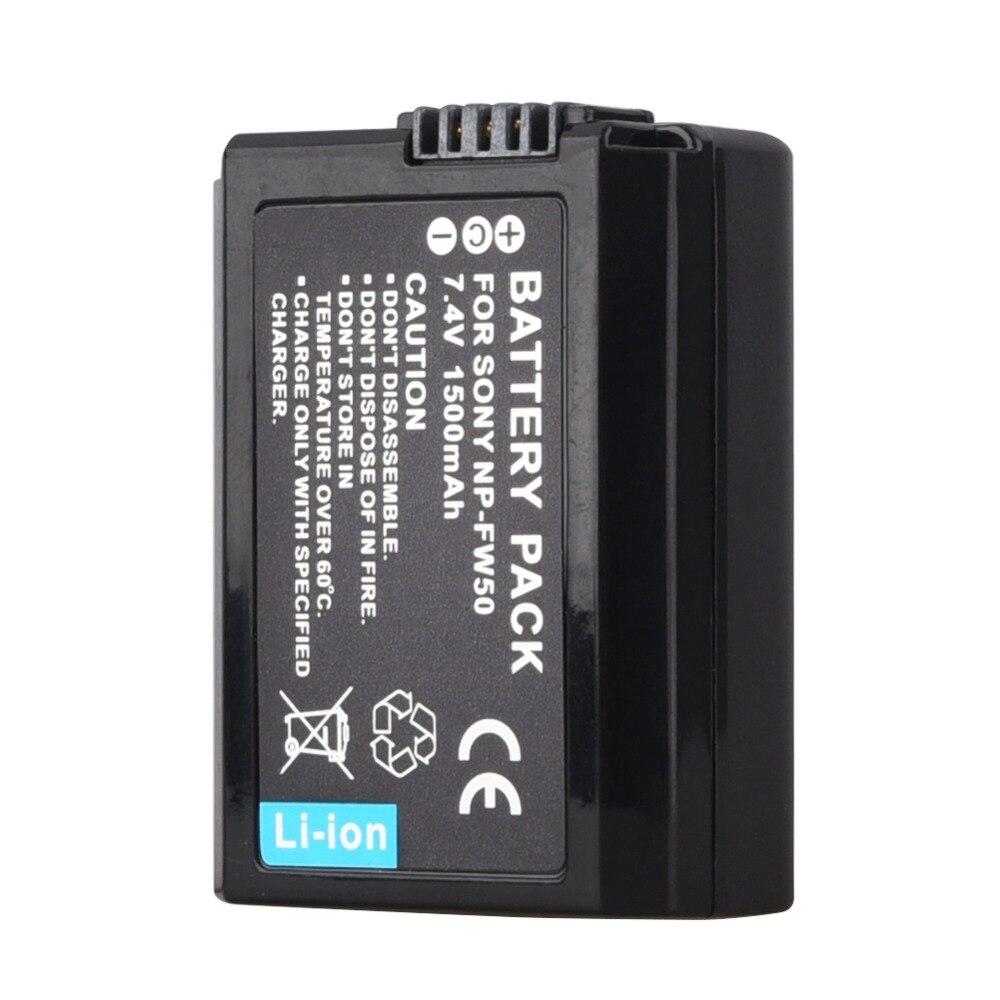 NP-FW50 7.4 V NPFW50 NP FW50 batteria di Ricambio Per Sony Alpha 7 a7 7R a7R 7 S a7S a3000 a5000 a6000 NEX-5N 5C A55NP-FW50 7.4 V NPFW50 NP FW50 batteria di Ricambio Per Sony Alpha 7 a7 7R a7R 7 S a7S a3000 a5000 a6000 NEX-5N 5C A55
