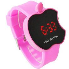 CMK Apple Shaped Supply simple Lady LED Colorful Sport
