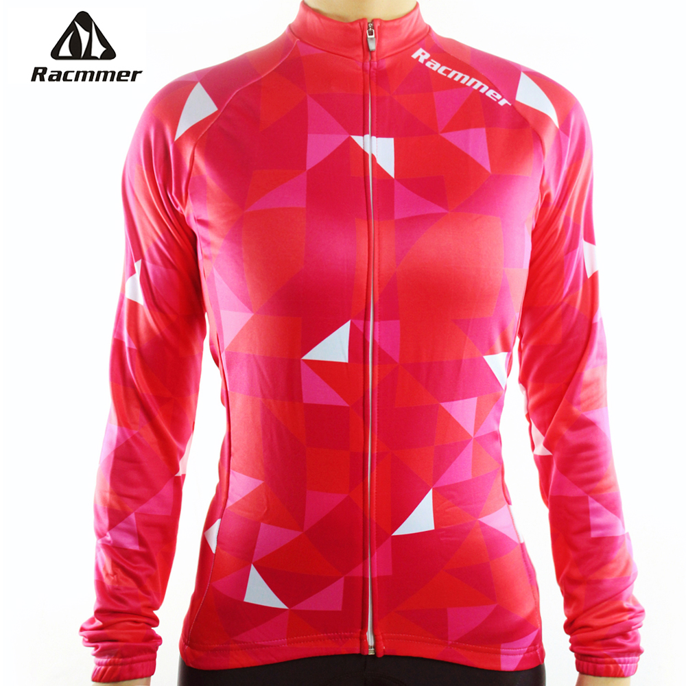 Racmmer 2019 Cycling Jersey Long Sleeve Mtb Clothing Bike Wear Clothes Kit Bicycle Maillot Roupa Ropa De Ciclismo Mujer #NL-05Racmmer 2019 Cycling Jersey Long Sleeve Mtb Clothing Bike Wear Clothes Kit Bicycle Maillot Roupa Ropa De Ciclismo Mujer #NL-05