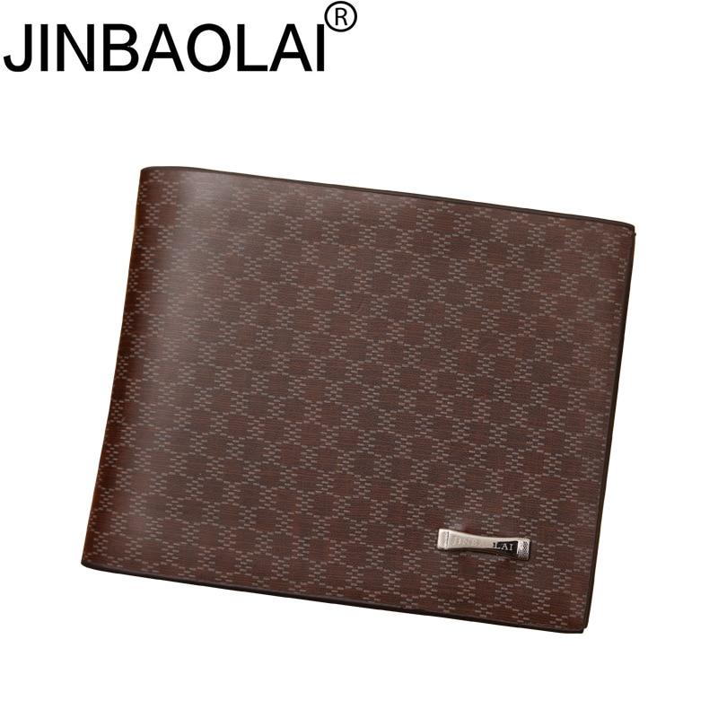Short Fashion Men Wallet Male Purse Small Perse Thin Walet For Vintage Cuzdan Slim Vallet Money Bag Card Holder Pocket Klachi