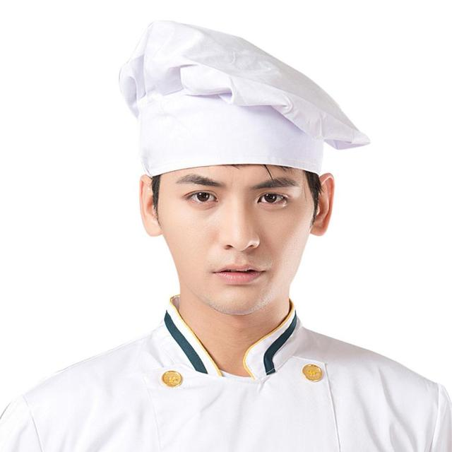 kitchen hats rugs under table aliexpress com buy casquette men s chef works cooking hat food prep resturant home snapback cap women