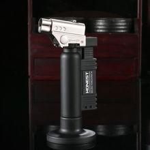 HONEST Стоматологическая горелка бутан Газовая струйная Сварка Микро Фонарь пистолет ветрозащитная зажигалка