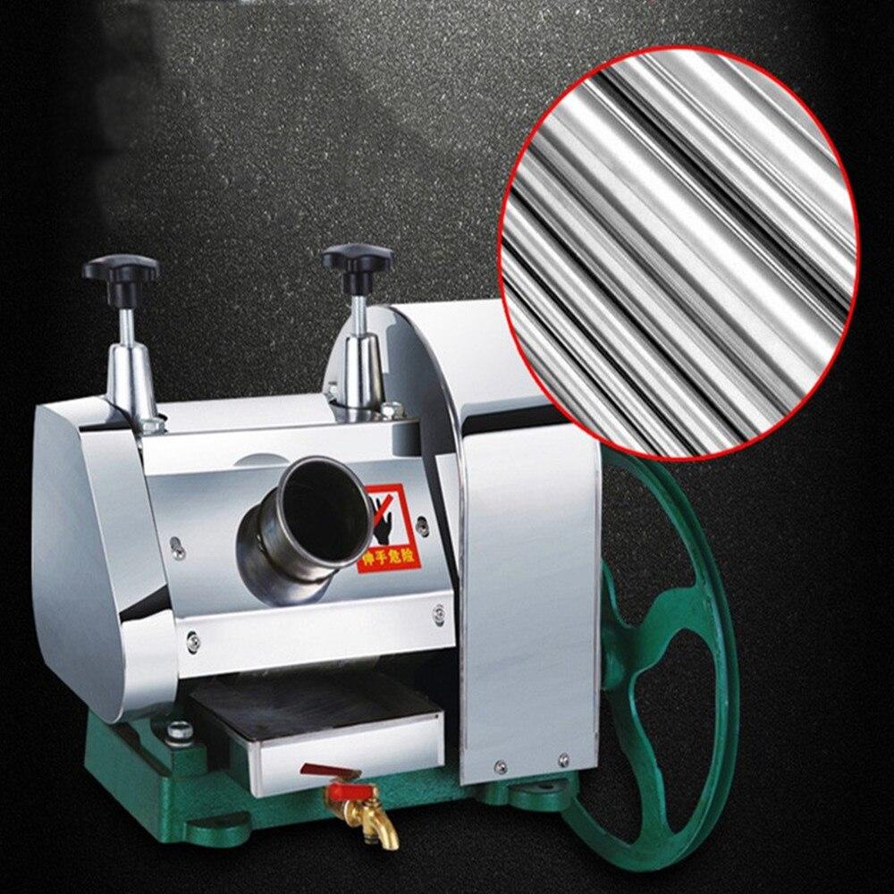 Mini manual sugarcane juice machine sugar cane crusher juicer extractor machine