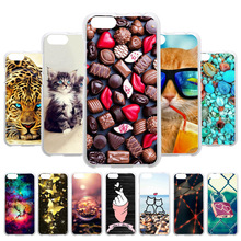 3D DIY Soft Silicone Case For Cubot Magic Case Coque For Cubot Magic Cover Flamingo Painted Case Back Cover Fundas Housing Bags hard case back cover for cubot manito transparent black
