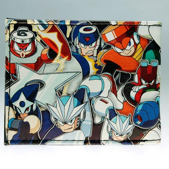 Кошелек Mega Man арт 1