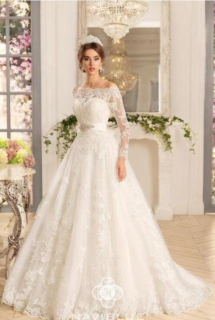 elegant shoulder sweetheart white lace wedding dress vine mermaid dresses brautkleid robe mariage