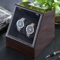 Automatic Watch Winder Watch Display Storage Organizer Watches Case Auto Silent Watch Winder Transparent Cover Wristwatch
