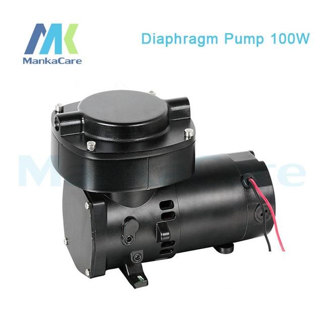 Manka Care-12V (DC) 68L/min 100W 2.5 Bar Pressure Brushless Medical Vacuum Pump /Silent Pumps/Oil Less/Oil Free/Compressing Pump