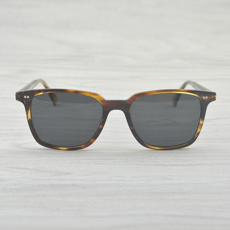 Conduite lunettes de soleil OV5316 surdimensionné Rectangle lunettes de soleil hommes OPLL soleil polarisé uv400 lentilles pêche en plein air soleil verre pour hommes