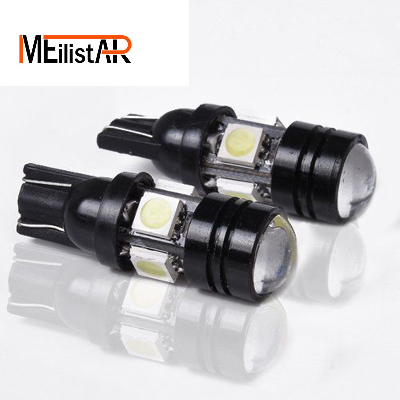 1pcs cree xhp50 xhp70 6000k cool white 18w 35w led emitter 6v 12v with 16mm 20mm for ultra high brightness head lamp car bulbs 1X High brightness Car Styling T10 LED W5W 196 168 Car LED Auto Lamp 12V 20W Light bulbs with Projector Lens for Tiguan Packing