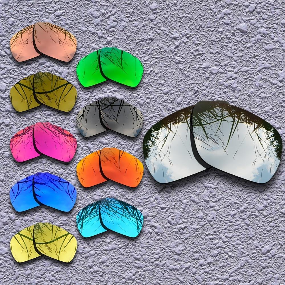 5a6e57629c5e3 Polarizado Lentes de Substituição para o 1 Expedição Oakley Óculos De Sol-Múltiplas  Escolhas