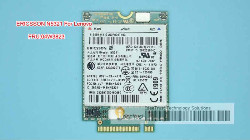 Detail Feedback Questions about Ericsson N5321 N5321gw FRU
